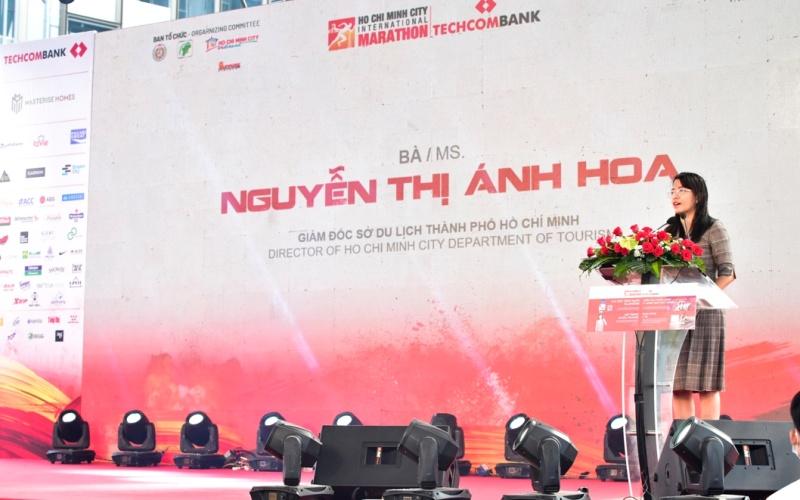 Hơn 13 nghìn VĐV tham gia Giải Marathon Quốc tế TP Hồ Chí Minh -0