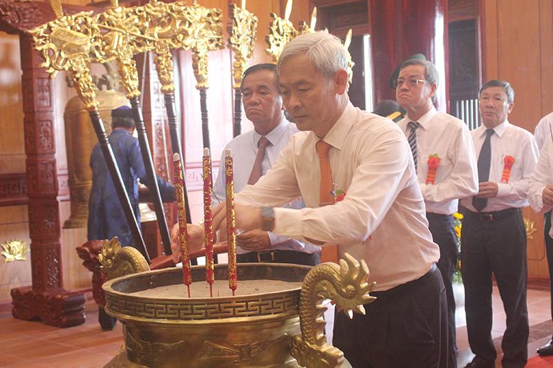 Khánh thành Đền thờ liệt sĩ huyện Xuân Lộc -0