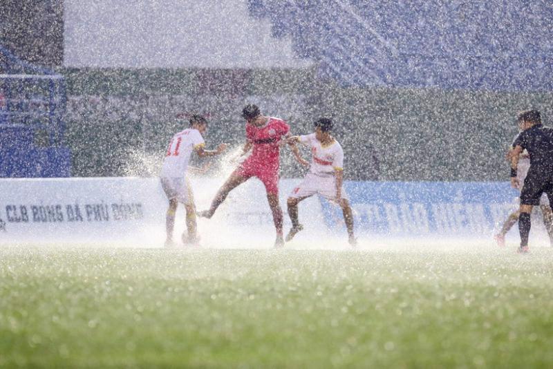 Học viện Nutifood chiến thắng U19 Sài Gòn, Đồng Tháp loại An Giang qua loạt luân lưu -0