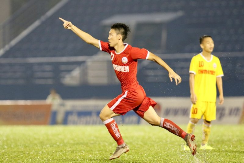 Vòng chung kết U19 Quốc gia 2021: PVF thắng đậm Topenland Bình Định 3-0 -0