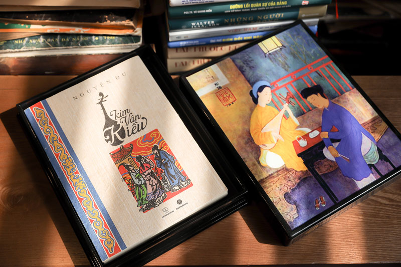 """Nhiều dòng sách quý được giới thiệu trong """"Một nét văn hóa Hà Nội"""" -0"""