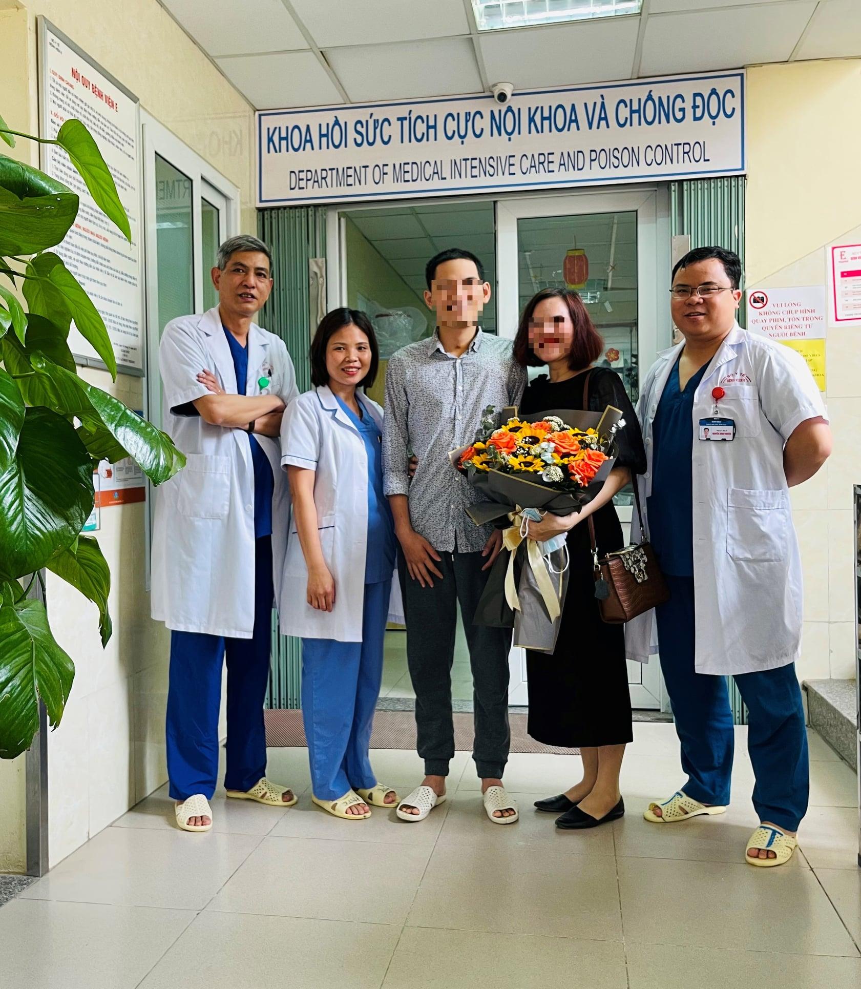 Bệnh nhân hôn mê sâu, ngừng tuần hoàn hồi sinh kỳ diệu -0