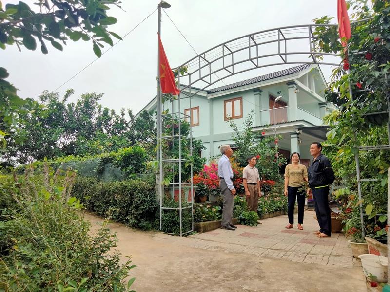 Xây dựng nông thôn mới ở Vũ Quang: Khi cái khó ló cái khôn -0