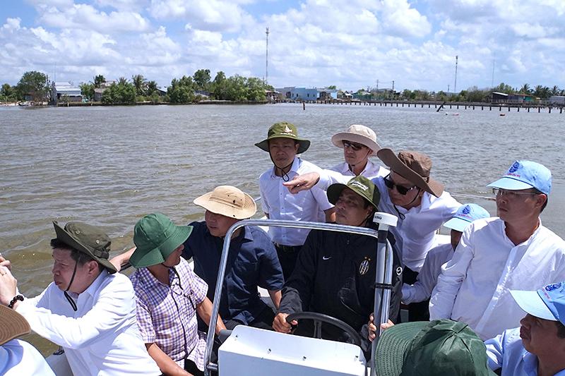 Cà Mau kêu gọi phát triển kinh tế biển -0