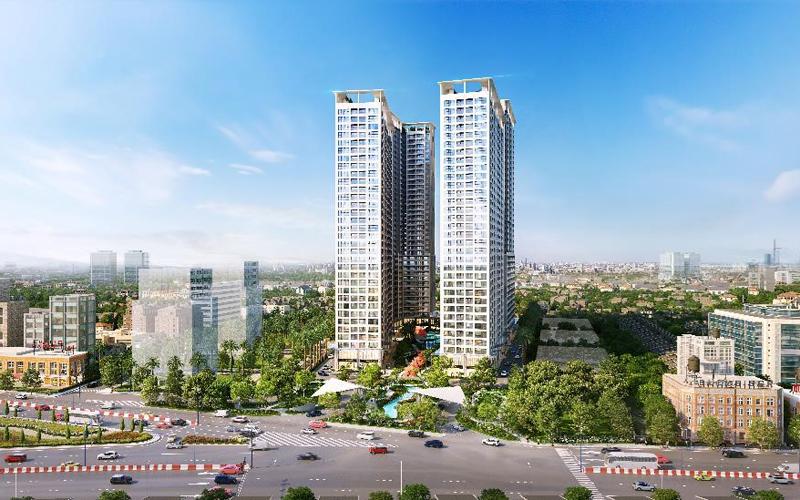 Thuận An tiếp tục đón 'sóng' bất động sản  -0
