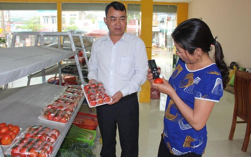 Hòa Bình đứng đầu danh sách thực hiện tốt quản lý an toàn thực phẩm