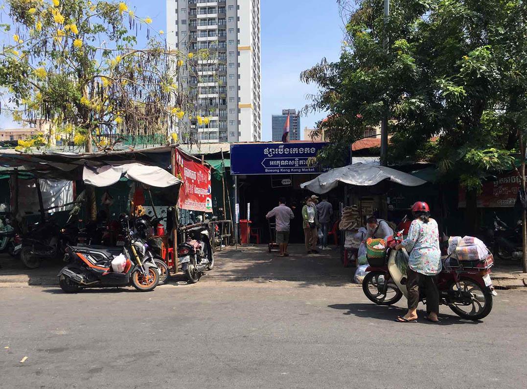 Campuchia có đủ lương thực và hàng hóa phục vụ người dân trong thời gian phong tỏa để phòng, chống dịch Covid-19 -0