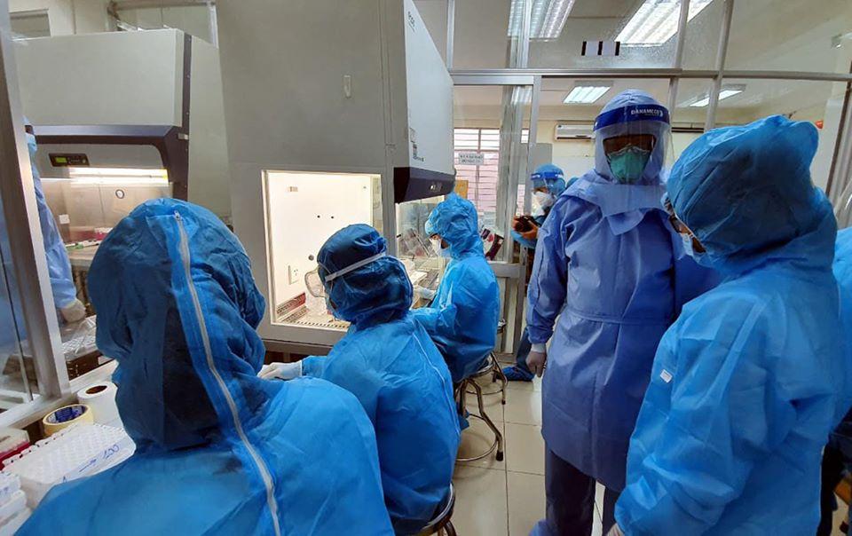 Chiều 16-4: 14 ca mắc mới, 30 bệnh nhân đã khỏi bệnh Covid-19 - Báo Nhân Dân