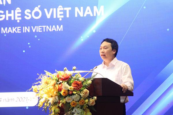 Ra mắt nền tảng họp trực tuyến Make in Viet Nam eMeeting -0