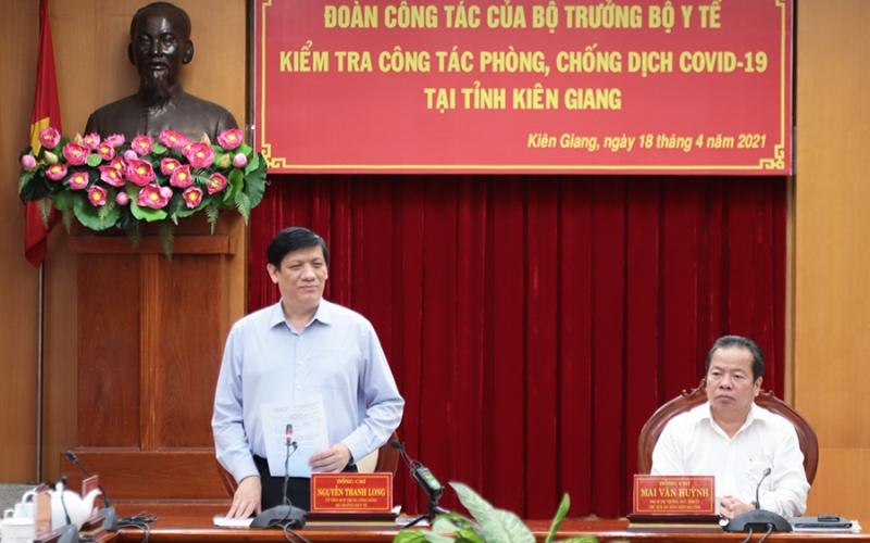 Kiên Giang chuẩn bị dựng bệnh viện dã chiến tại TP Hà Tiên -0