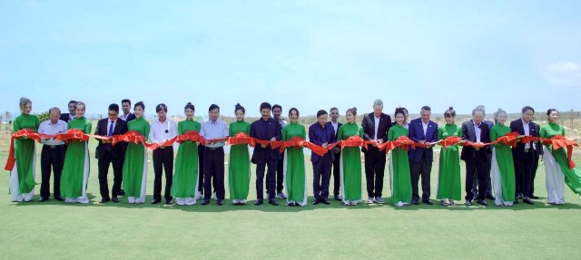 NovaWorld Phan Thiet hoàn thành sân golf PGA độc quyền 18 hố -0