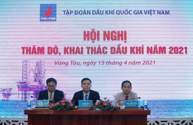 Petrovietnam tổ chức Hội nghị Thăm dò, Khai thác Dầu khí năm 2021 -0