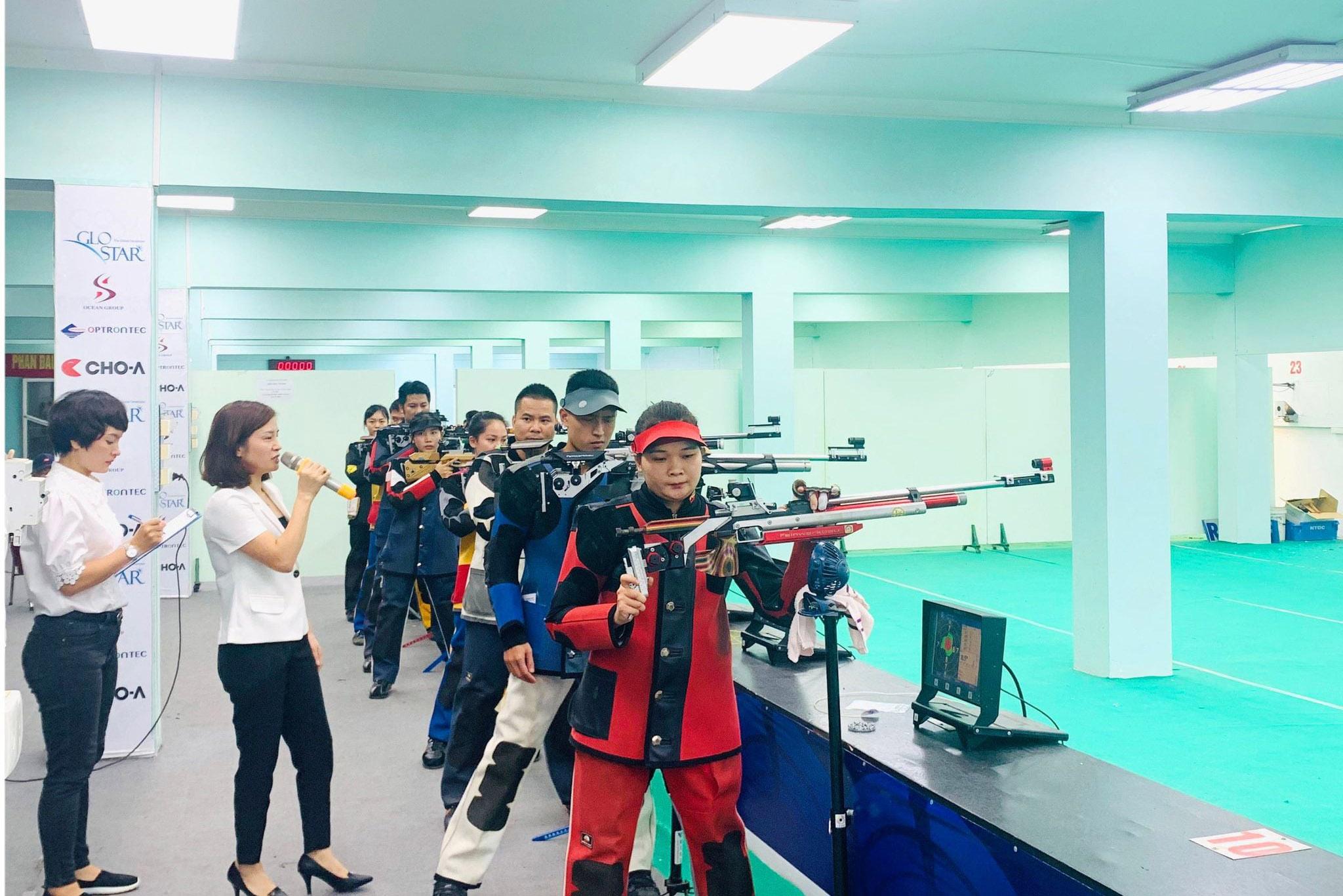 Tín hiệu tích cực từ Giải vô địch Bắn súng trẻ quốc gia 2021 -0