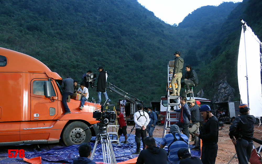 Đạo diễn Hàn Quốc tham gia phim hành động ở Việt Nam -0