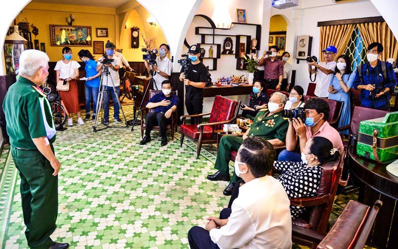 TP Hồ Chí Minh đẩy mạnh quảng bá du lịch hè 2021  -0