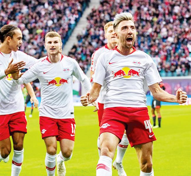 RB Leipzig, kẻ bị nguyền rủa bước tới đỉnh cao -0