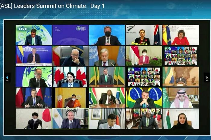 Hội nghị thượng đỉnh về khí hậu: Công nghệ giúp chống lại sự nóng lên toàn cầu -0