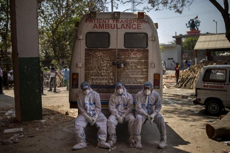 Cuộc khủng hoảng y tế thương tâm tại Ấn Độ -0