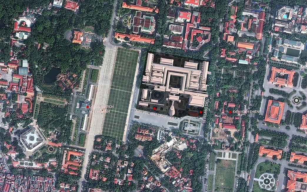 """Khoa học tái hiện """"lầu son gác tía"""" thời Lý tại Hoàng thành Thăng Long sau 1.000  năm -0"""