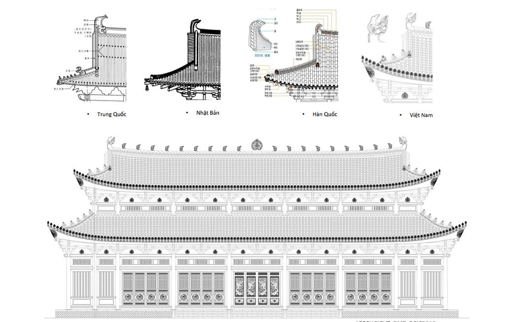 Hình ảnh các công trình kiến trúc thời Lý ở Khu Trung tâm Hoàng thành Thăng Long đã hiện lên sau nghìn năm -0