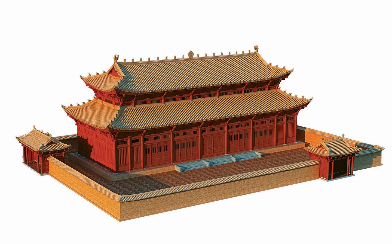 """Khoa học tái hiện """"lầu son gác tía"""" thời Lý tại Hoàng thành Thăng Long sau 1.000  năm - 0"""