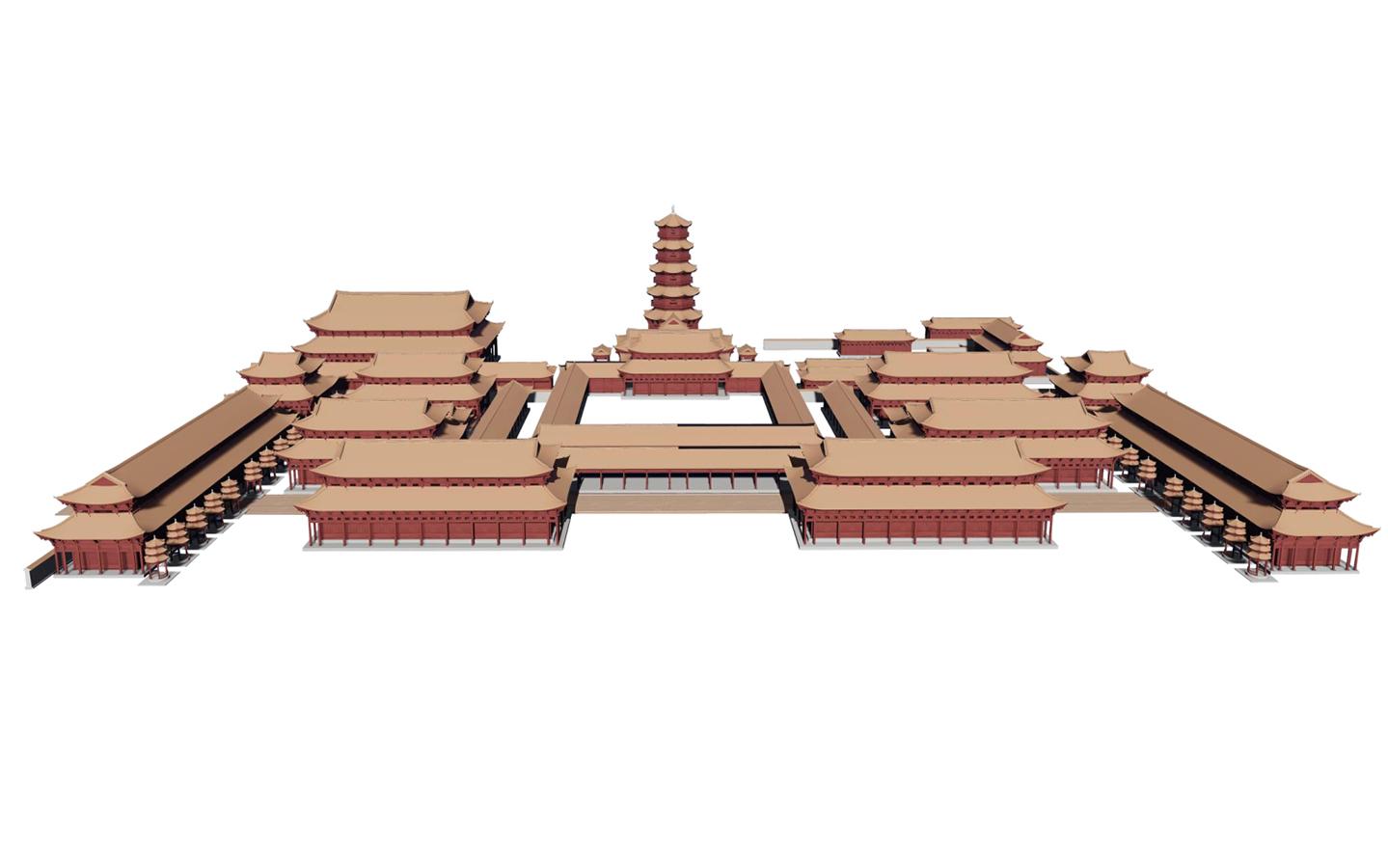 """Khoa học tái hiện """"lầu son gác tía"""" thời Lý tại Hoàng thành Thăng Long sau 1.000  năm - 3"""