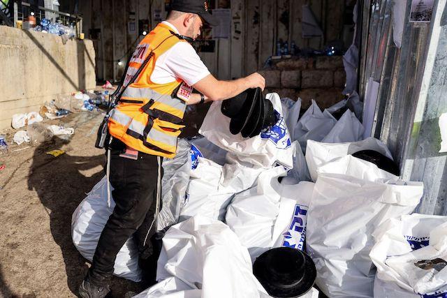 Giẫm đạp tại lễ hội tôn giáo ở Israel, 45 người chết -3