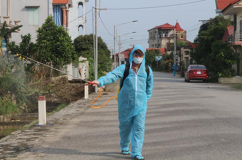 Đi tìm nguồn lây của ca bệnh 2.899 tại Hà Nam -0