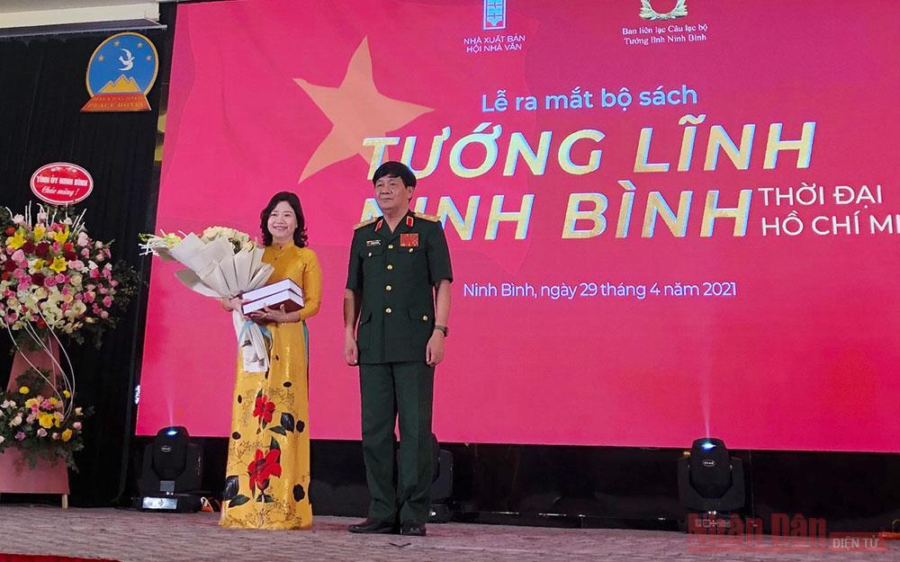 101 vị tướng lĩnh Ninh Bình thời đại Hồ Chí Minh qua ngòi bút các nhà văn -0