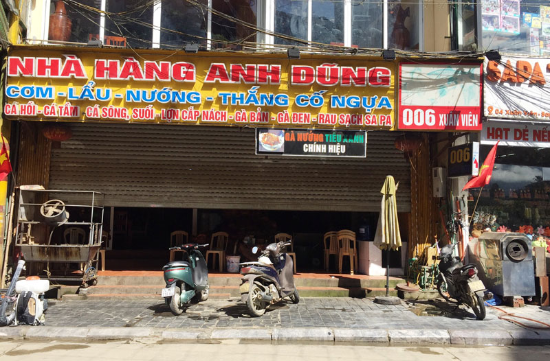 """Phong tỏa khách sạn Pao""""s Sa Pa -0"""