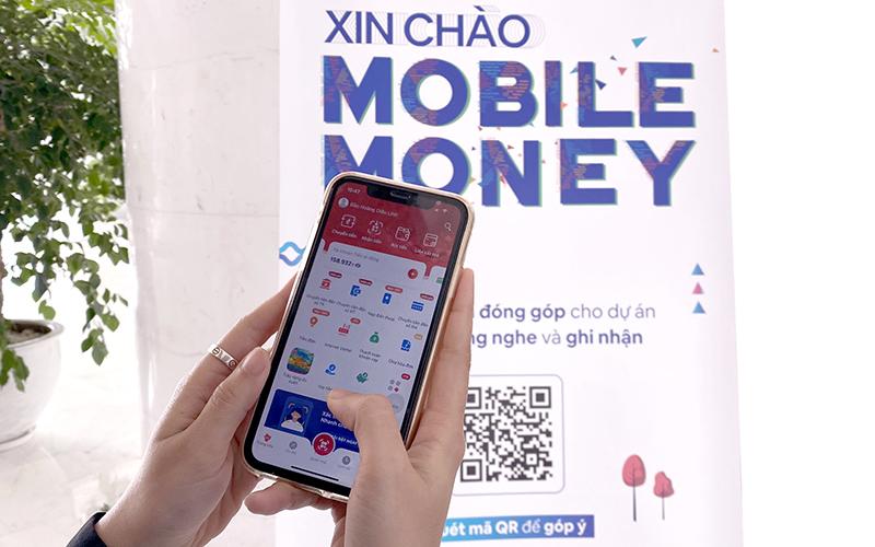 Mobile Money giúp phổ cập tài chính số đến người nghèo, khó khăn trong xã hội -0