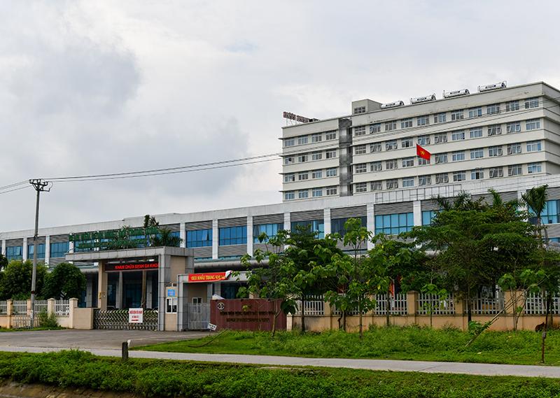Hà Nội hỗ trợ tối đa Bệnh viện Bệnh Nhiệt đới T.Ư cơ sở 2  trong thời gian cách ly y tế -0