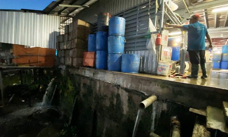 Công ty TNHH Châu Việt Long vi phạm quy định bảo vệ môi trường -0