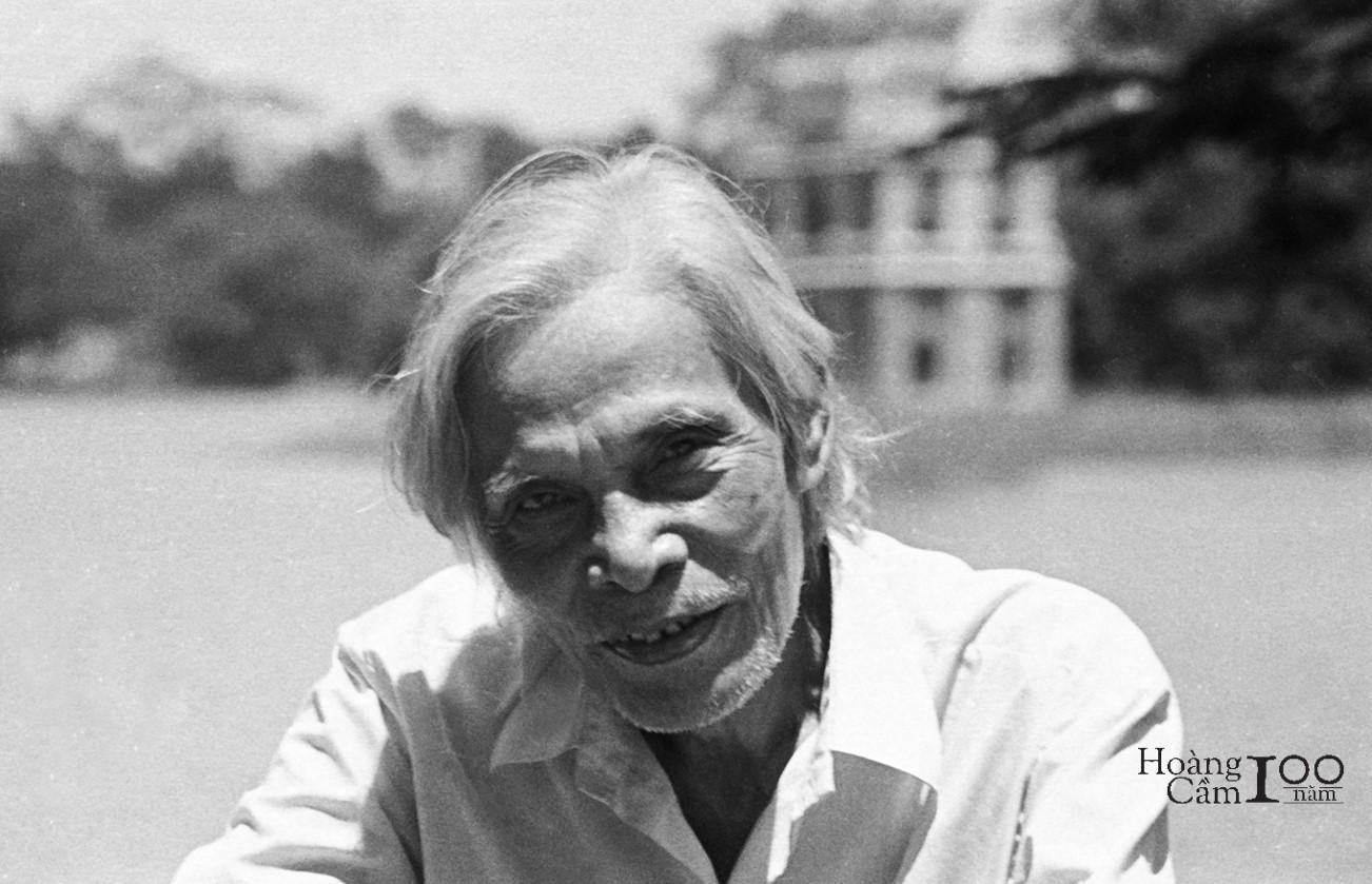 Khởi động dự án kỷ niệm 100 năm ngày sinh nhà thơ Hoàng Cầm -0