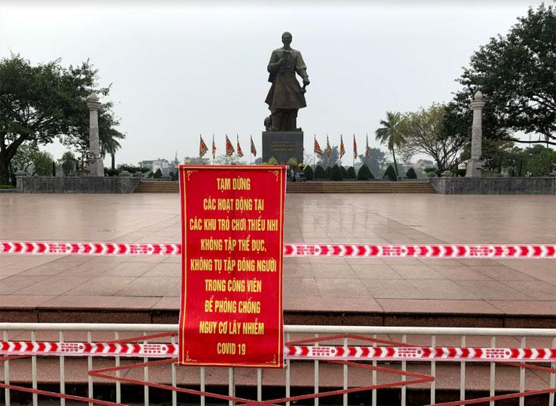Nam Định khẩn trương truy vết, cách ly 25 F1 -0