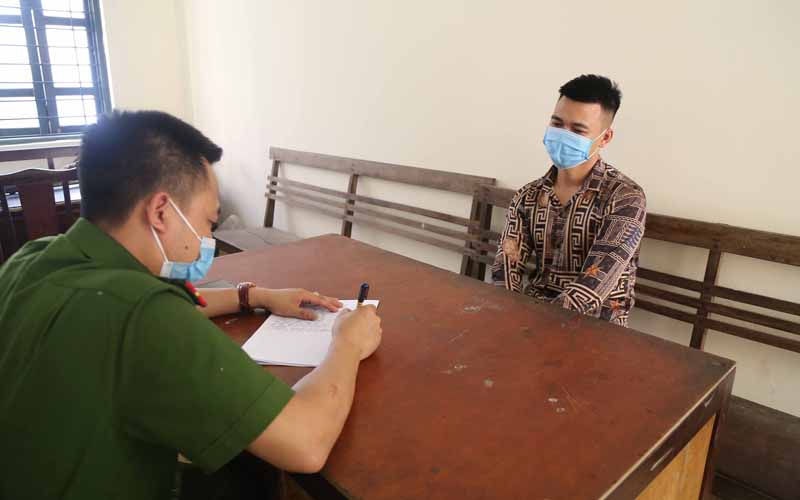 Bắt quả tang 12 thanh niên ở Đà Nẵng sử dụng ma túy -0