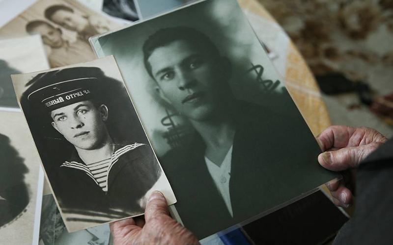 Chuyện về cựu chiến binh Hồng quân Liên Xô: Kỷ lục gia lái xe ở tuổi 100 -0