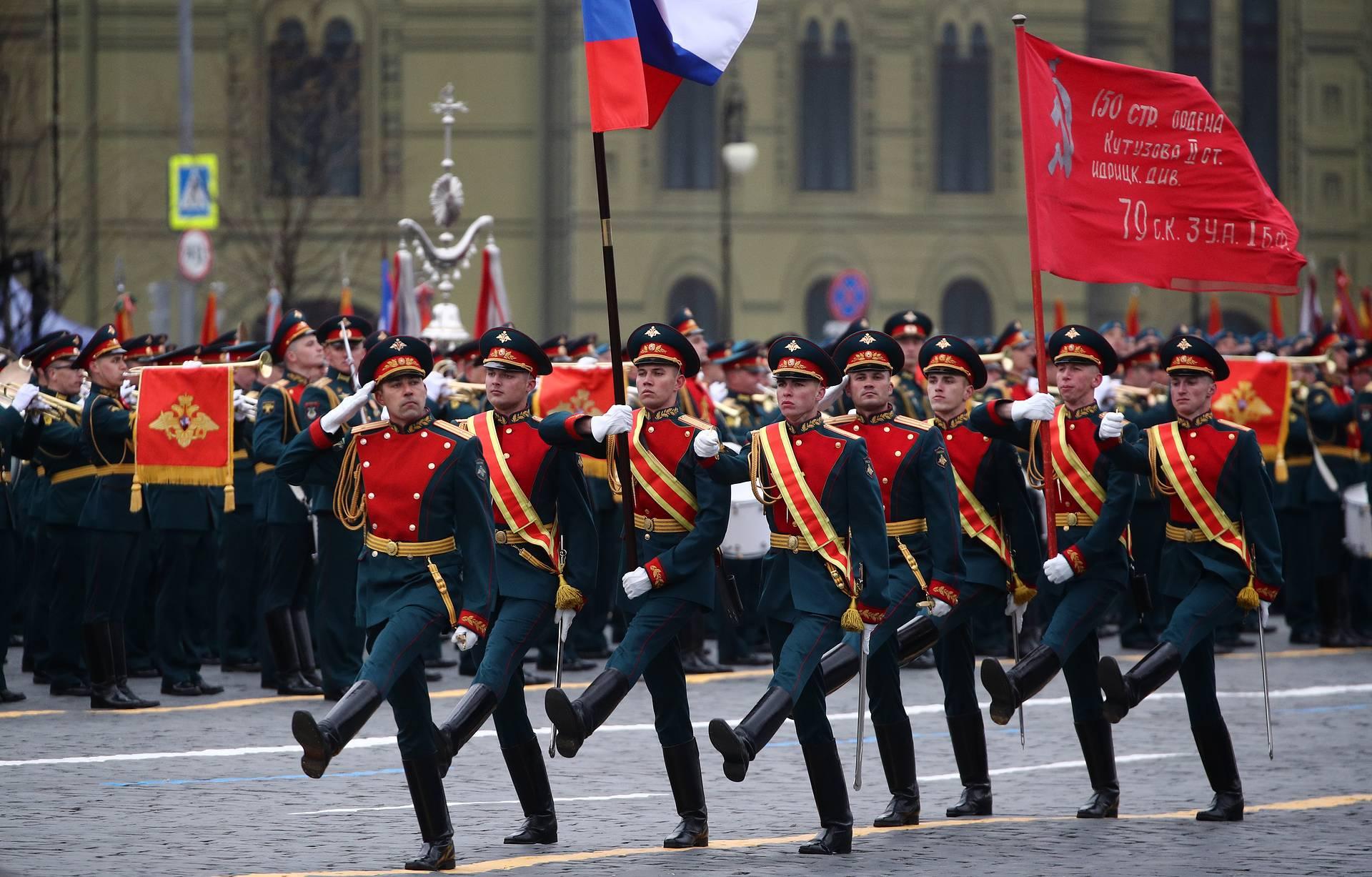 Nga long trọng kỷ niệm Ngày Chiến thắng  -0