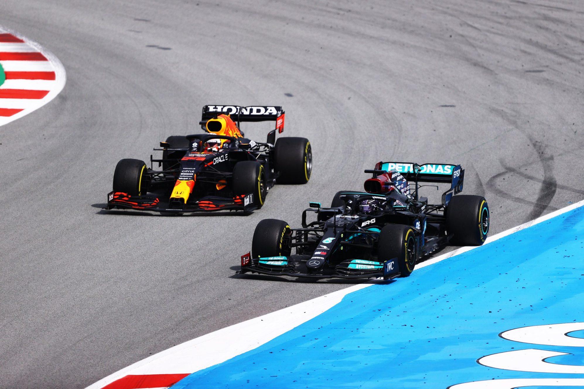 Mercedes chứng tỏ sức mạnh tại GP Tây Ban Nha -0