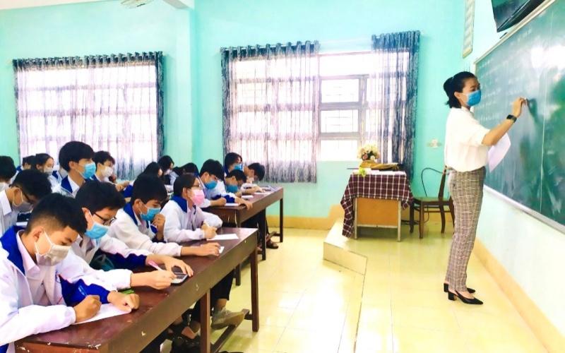 Các địa phương cho học sinh nghỉ học để phòng chống dịch -0