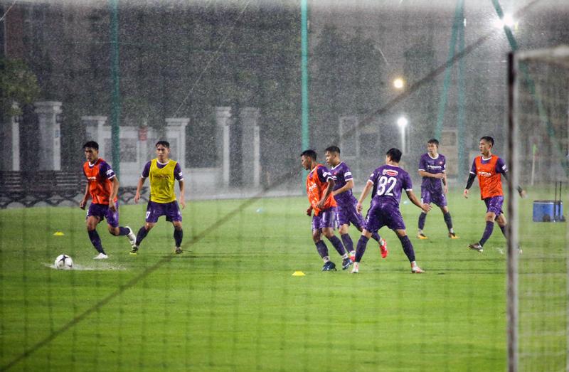 Đội trưởng U22 Việt Nam: 'Đội sẽ nỗ lực hướng tới HCV SEA Games 31' -0
