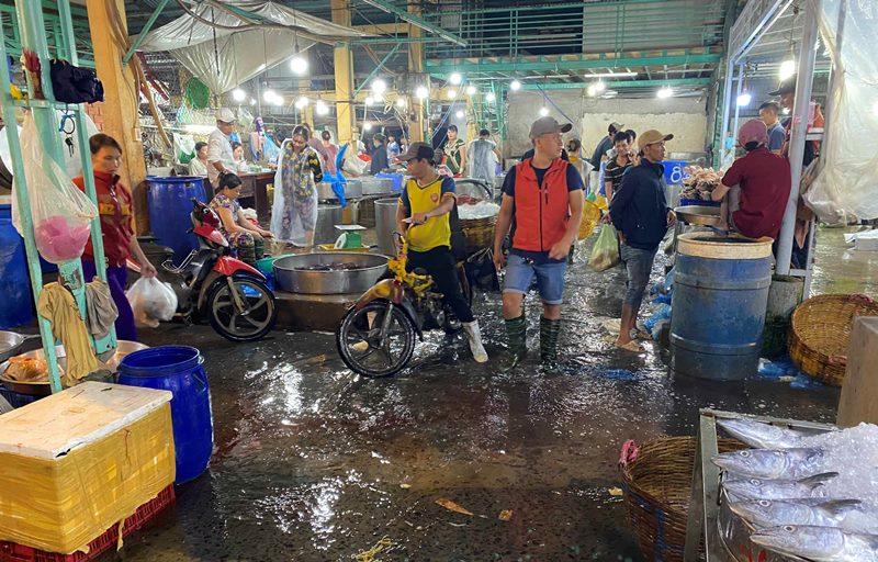 Phải xử lý nghiêm Công ty TNHH Châu Việt Long xả thải không phép -0