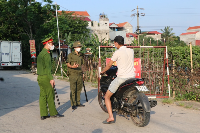 Bắc Ninh phát hiện thêm 21 ca dương tính SARS-CoV-2 -0