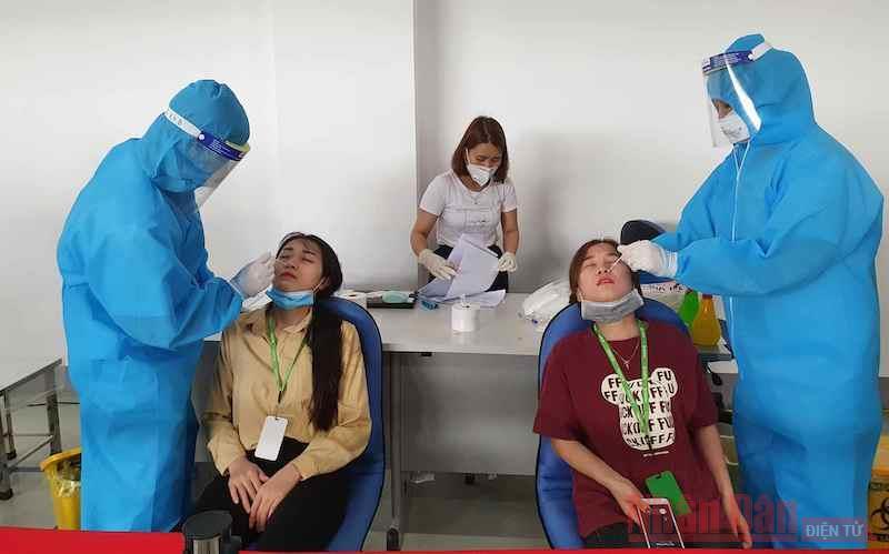 Chuyên gia Bộ Y tế hiến kế cho tỉnh Vĩnh Phúc phòng, chống dịch Covid-19 -0