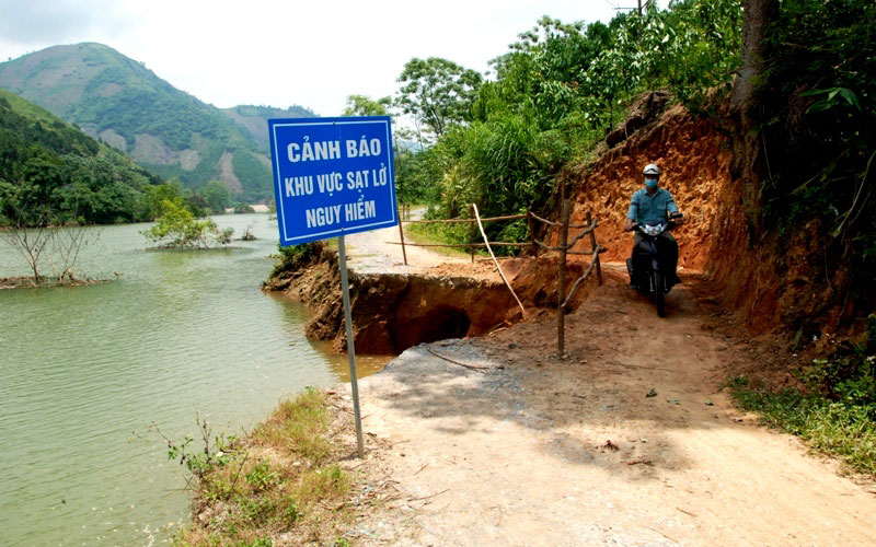 Doanh nghiệp thủy điện thiếu trách nhiệm hay cơ quan chức năng của Lào Cai không kiên quyết xử lý? -0