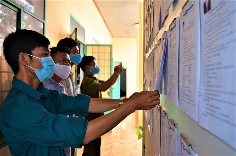 Người dân ở khu vực biên giới Đắk Lắk sẵn sàng cho Ngày hội non sông -0