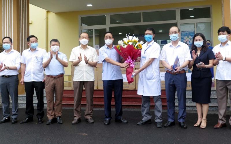 Nhiều địa phương hỗ trợ Bắc Ninh và Bắc Giang dập dịch -0