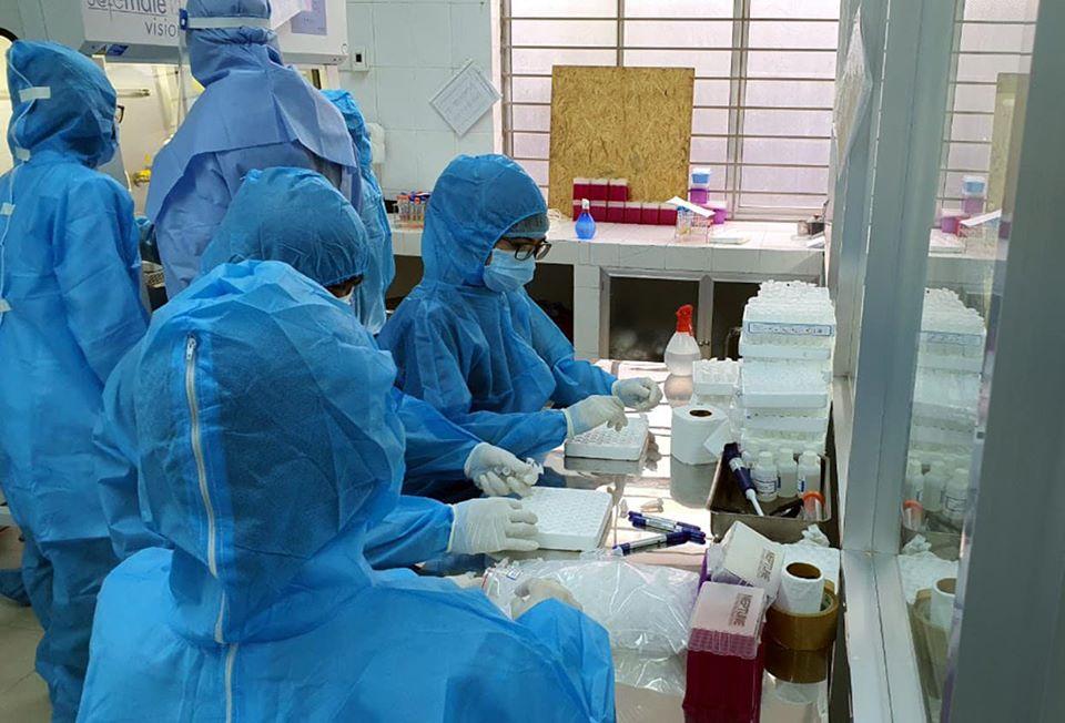 Việt Nam phát hiện thêm hai biến chủng SARS-CoV-2 mới - Báo Nhân Dân