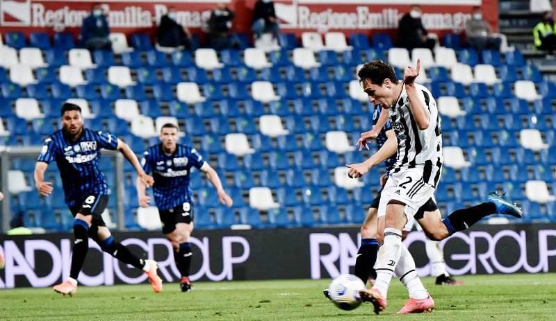 Đánh bại Atalanta, Juventus giành Coppa Italia -0