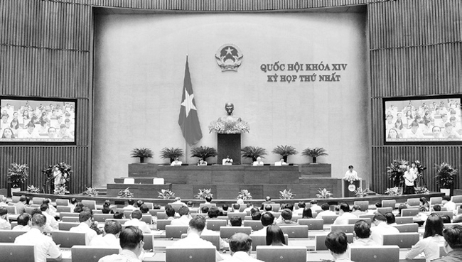 Quốc hội qua các nhiệm kỳ -0